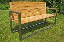 Садовая скамейка своими руками (50 фото): Инструкция…